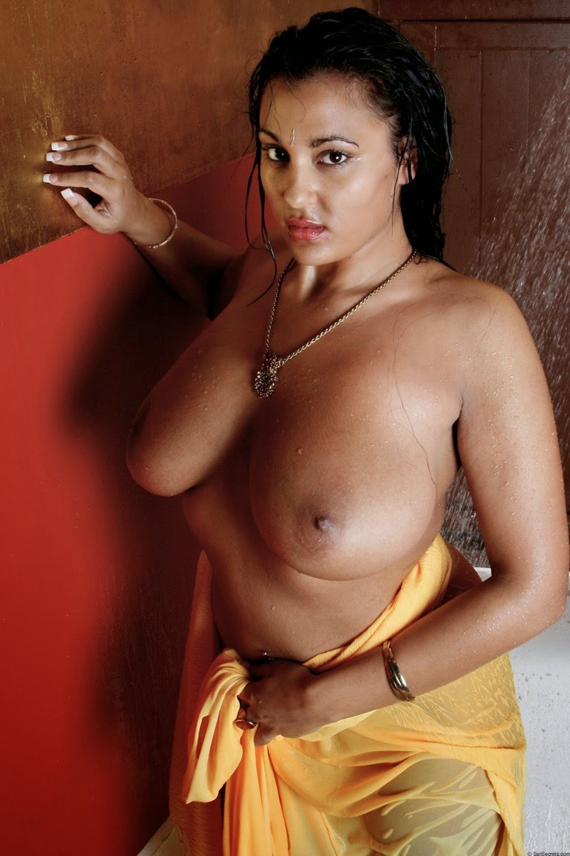 Indian nude busty