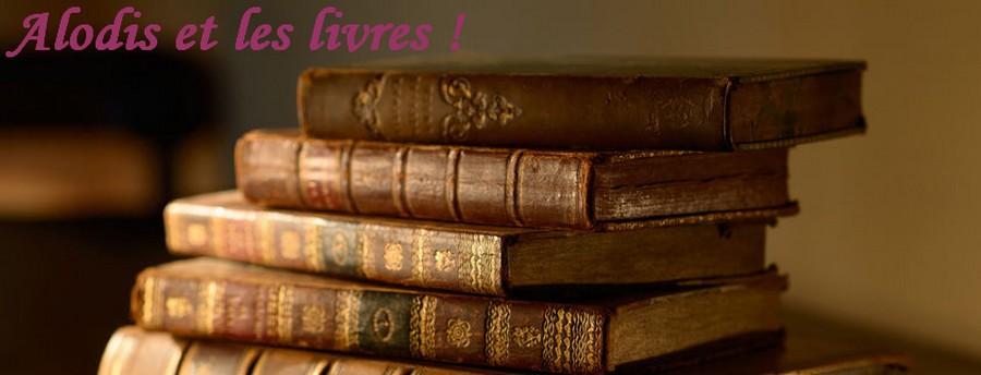 Alodis et les livres !