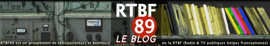 RTBF89, le blog