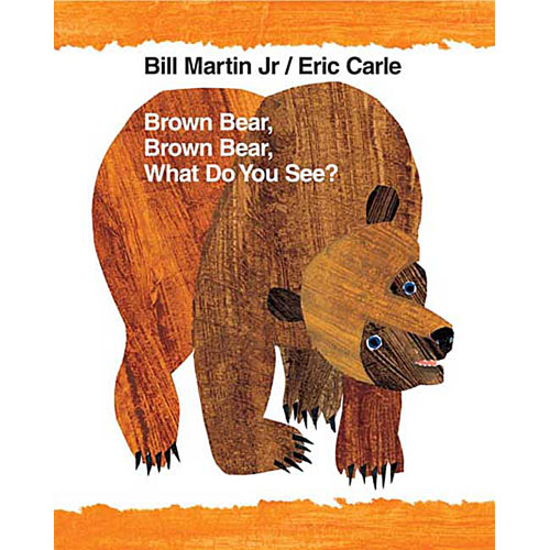 Image result for brown bear brown bear what do you see