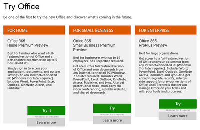 Download Office 2013 Preview