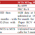MTS Announced Three New Android Smartphones with Unlimited Data Plans