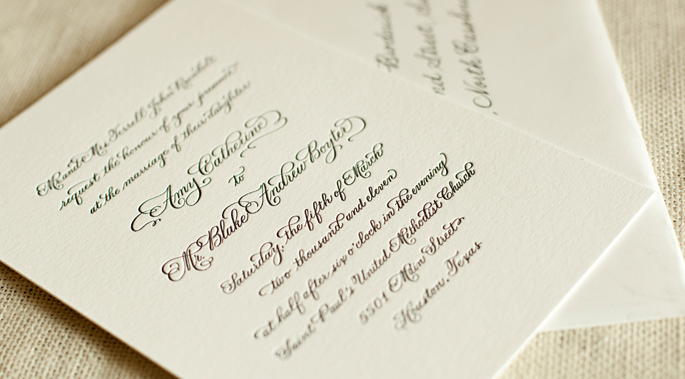 Formal Wedding Invitations Creative Wedding Invitation Ideas