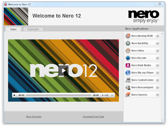 Nero 12 Multimedia Suite Platinum 12.5.01900 Full Version with Patch and License Key By RequestForDownloads.blogspot.com