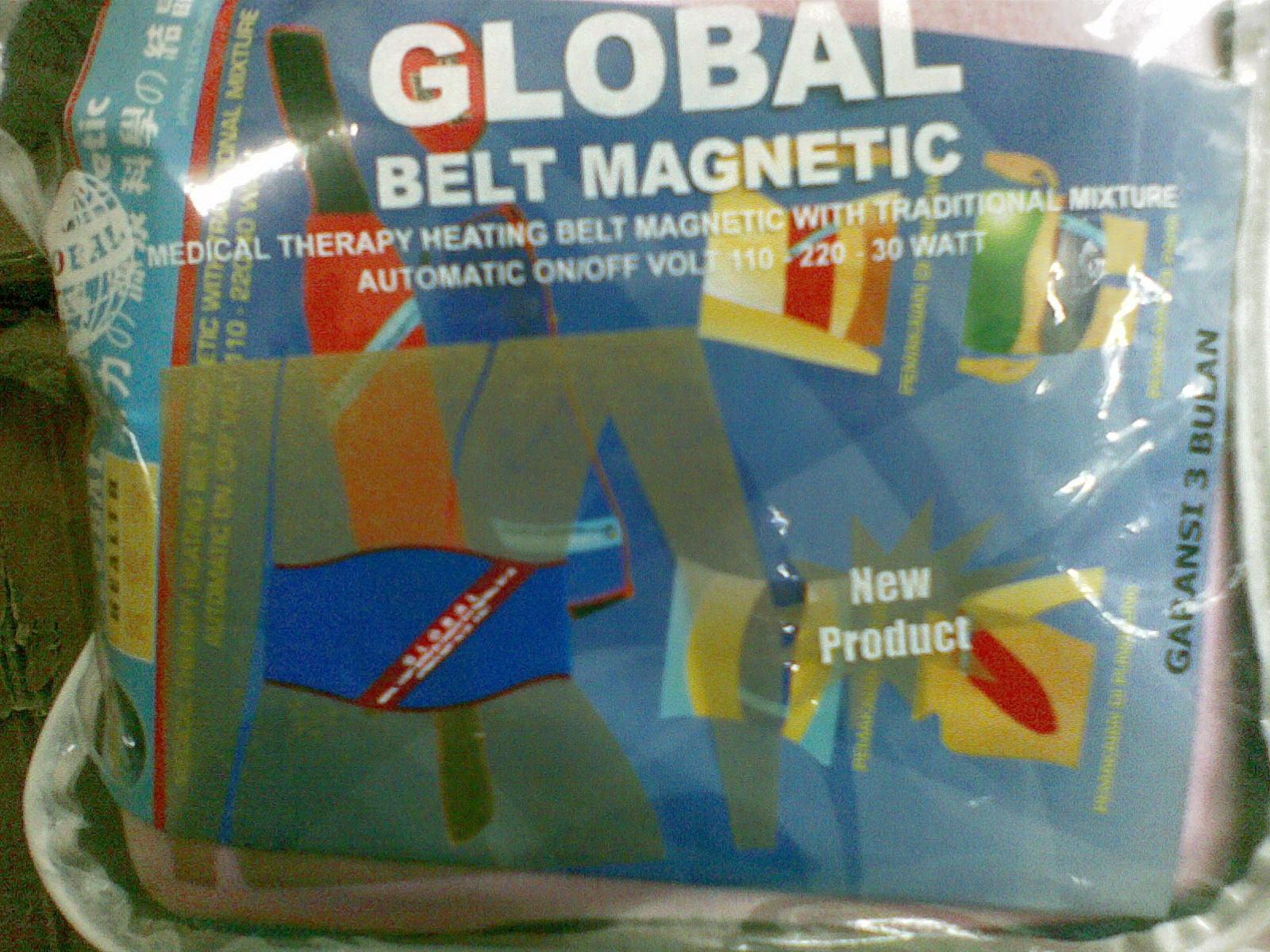 General Produk 2011 Bantal Panas Kesehatan Sabuk Pemanas Listrik Panjang Global Belt Magnetic
