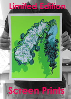 limited edition screen prints for sale