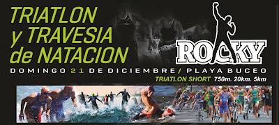 Rocky Montevideo - Triatlón y Natación (21/dic/2014)