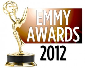 Complete List of  Emmy Nominations 2012