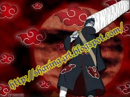 Cheat Ninja Saga Set Kisame Akatsuki Work 100% Maret 2013