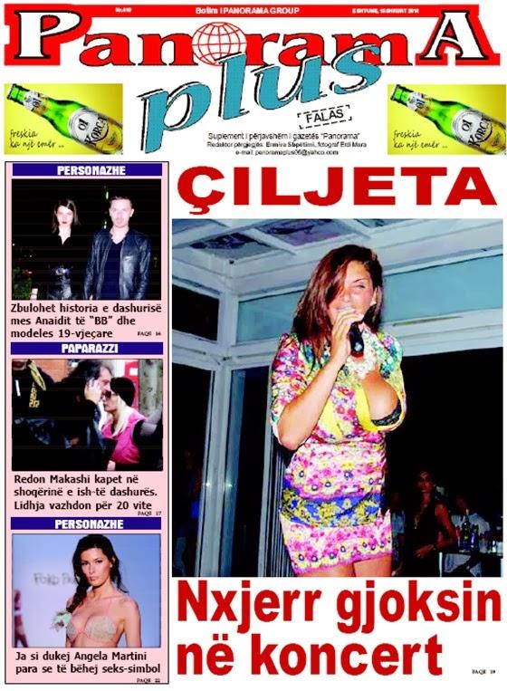 Revista PANORAMA PLUS - 15 Shkurt 2014