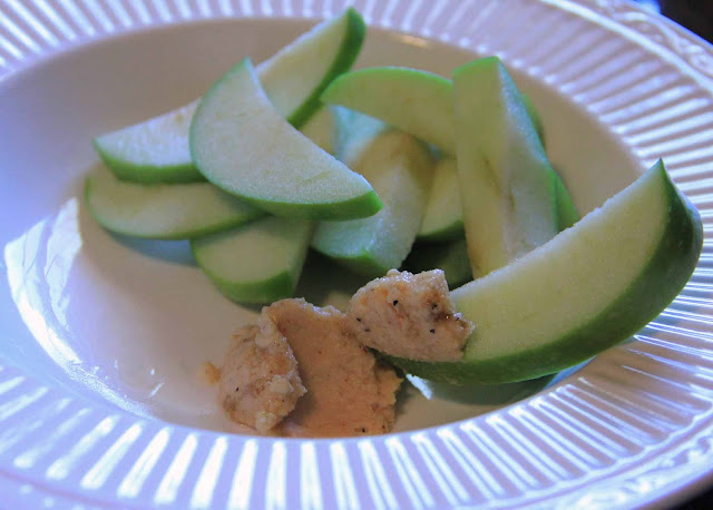 tahini-free hummus recipe