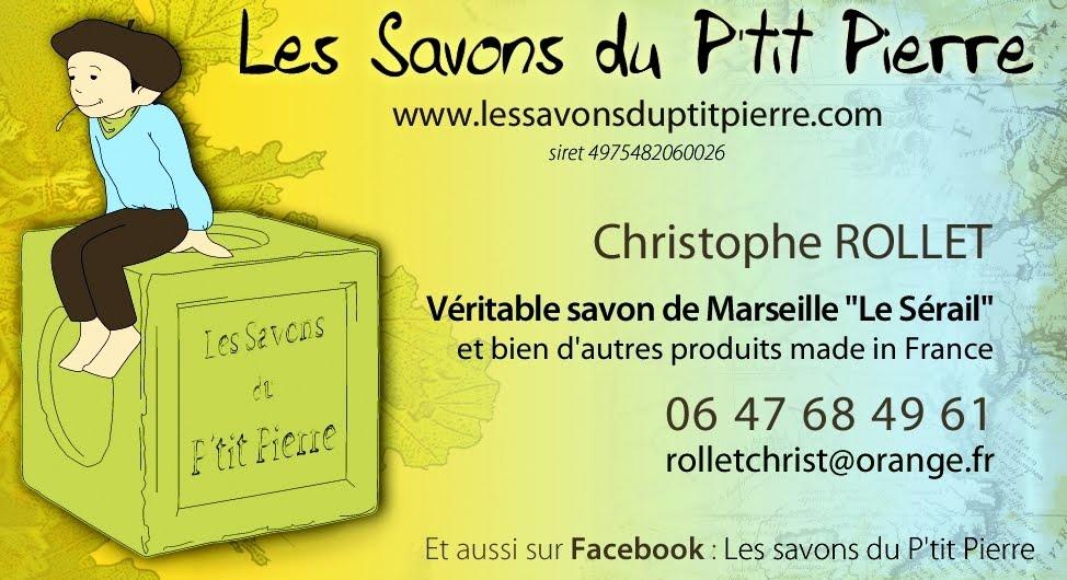 Les savons du ptit pierre - Savon de marseille veritable ...
