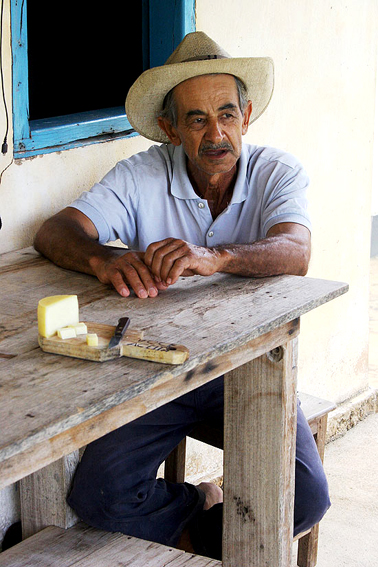 Flavors Of Brazil FILM The Mineiro And His Cheese O