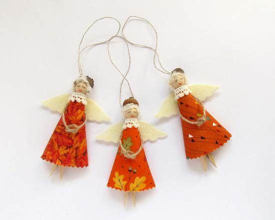 Декоративные ангелы, angels