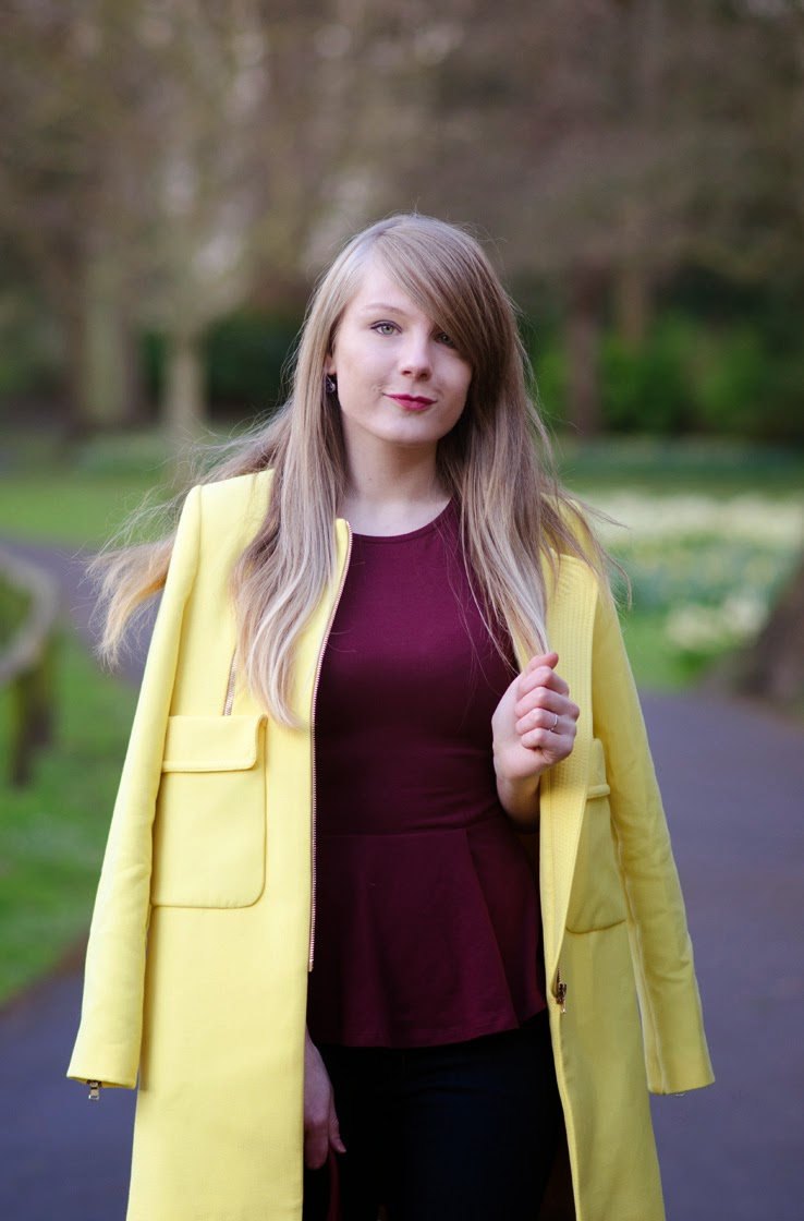 UK Fashion Blogger Lorna of Raindrops of Sapphire