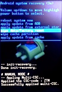 Hard Reset Samsung Galaxy S2 Lite GT-I9070 - Como resetar
