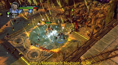 Free Download Games Sacred 3 For PC Indir