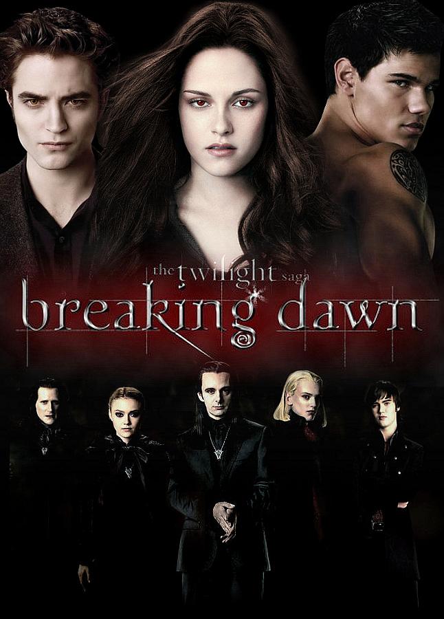 anonymousmich the twilight saga breaking dawn part 1