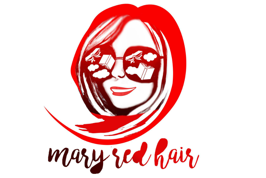 mary red hair
