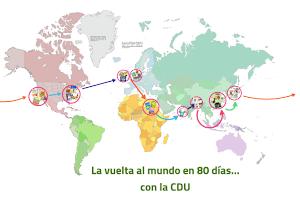 La vuelta al mundo con la CDU