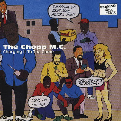 The Chopp M.C. – Charging It To Tha Game (CD) (1995) (320 kbps)