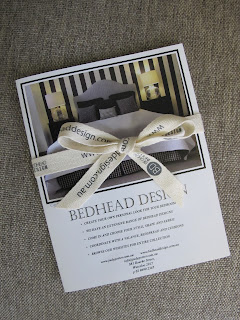Bedhead design and Judy Porter Interiors gift certificates can be purchased online or in the Judy Porter showroom in Waterloo.