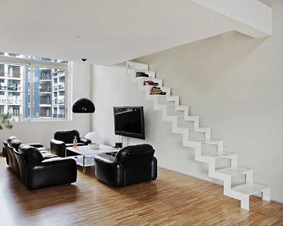 Ohdeco escaleras escaleras escaleras for Casa minimalista uy