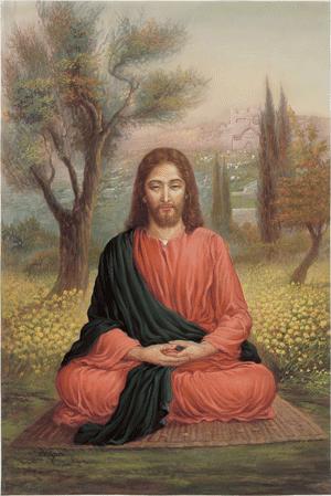 Meditation of Christ