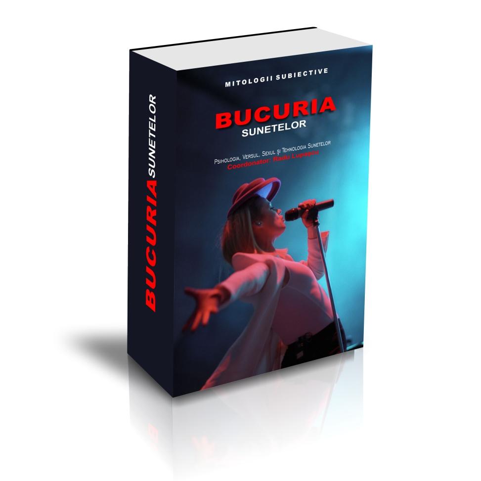 Bucuria Sunetelor (co-autor, editura Din Condei, București, 2016)