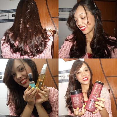 Hidratação em casa: cabelos com química