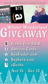 Winter Wonderland Giveaway