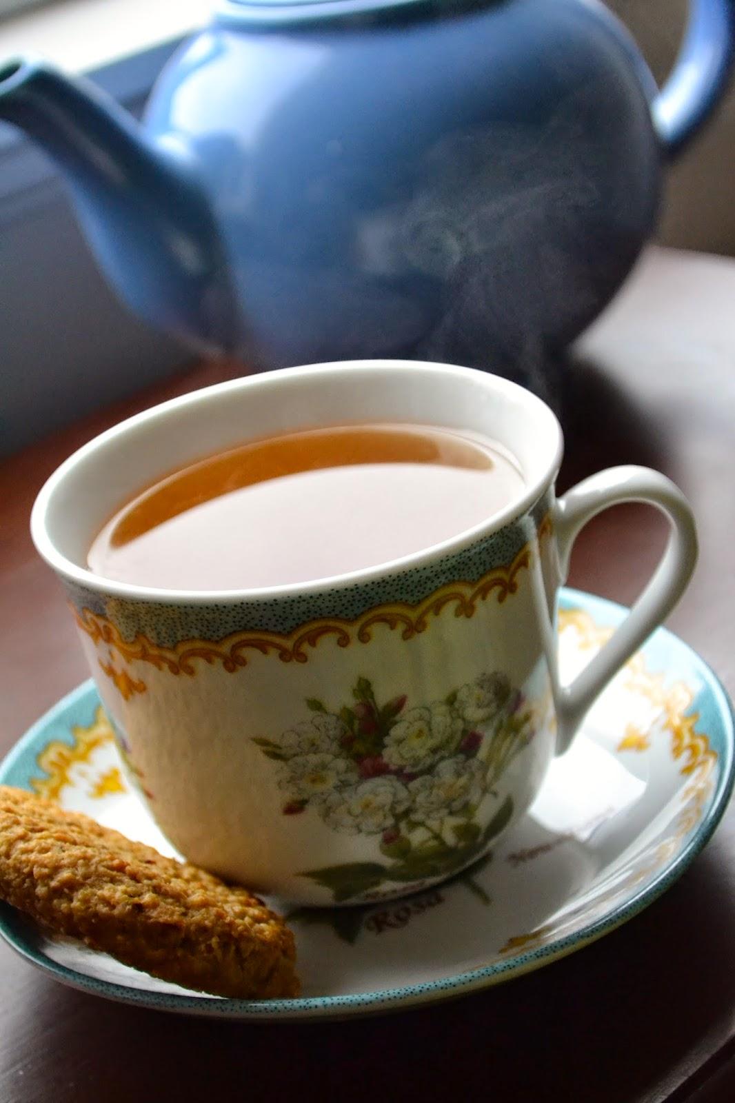 black tea nelson's a portrait of earl grey
