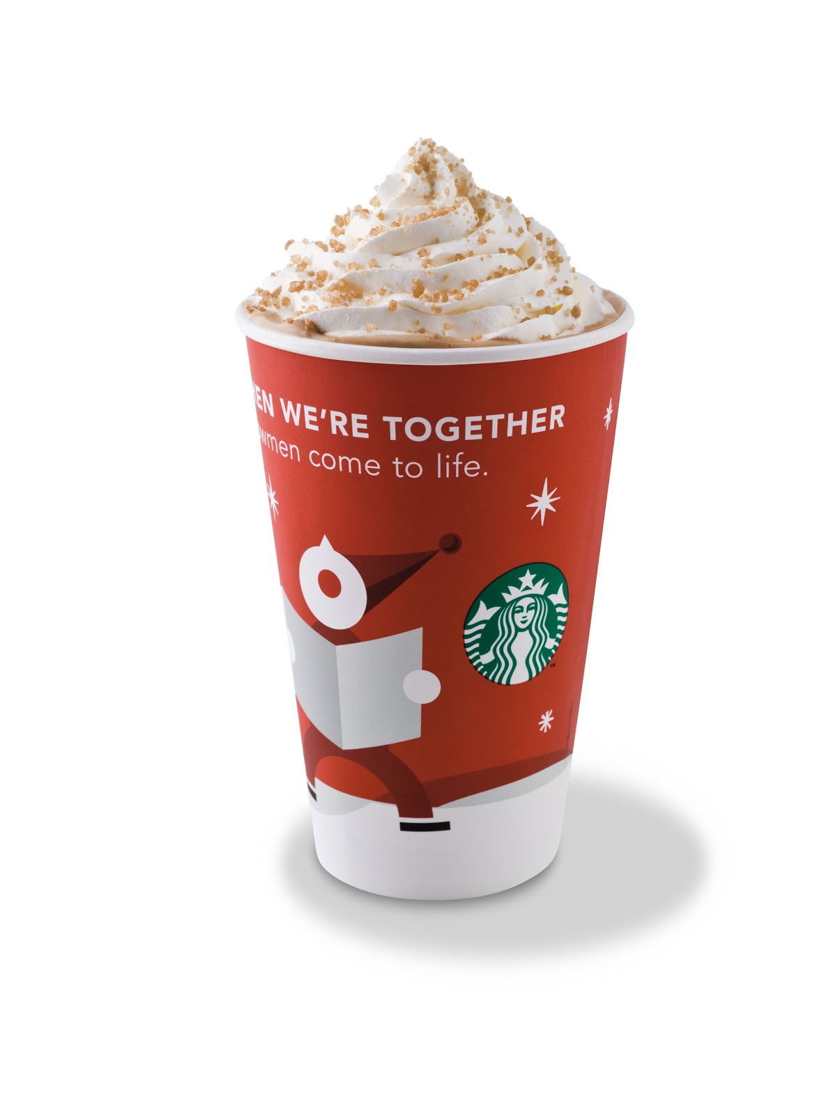 The Philippine Beat: Starbucks Christmas Offerings 2011 are spelled ...