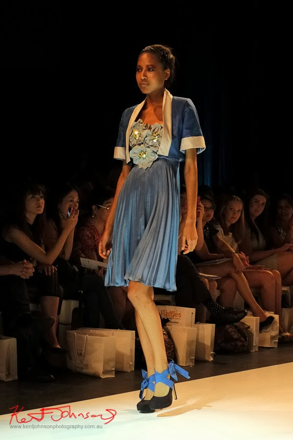 Mami Azuma,  New Byzantium : Raffles Graduate Fashion Parade 2013 - Photography by Kent Johnson.