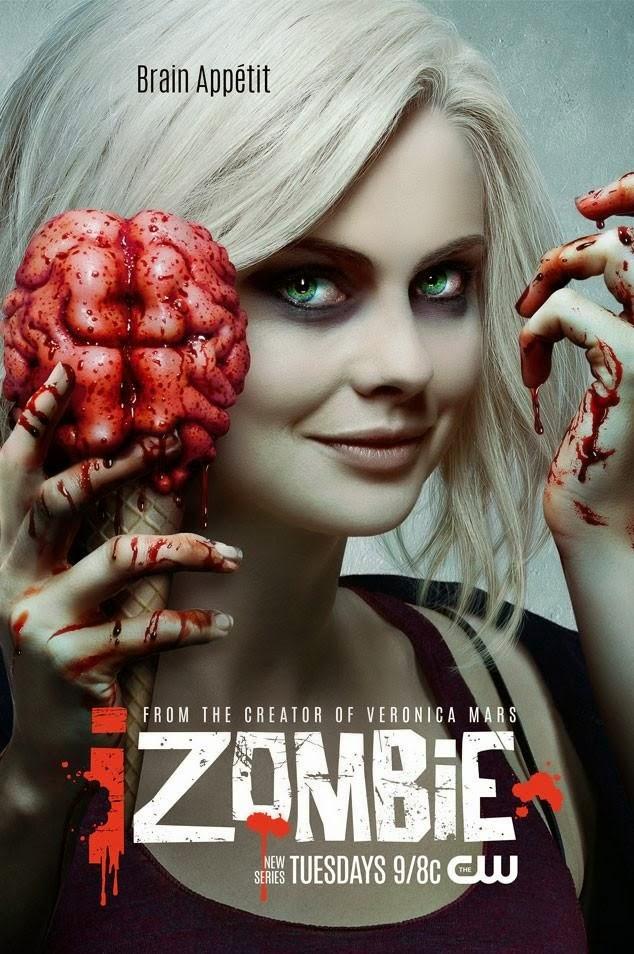 iZombie Poster BeritaSuperhero.Com
