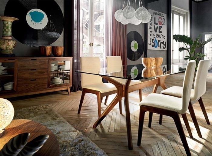Vivir con arte - Muebles urban chic ...