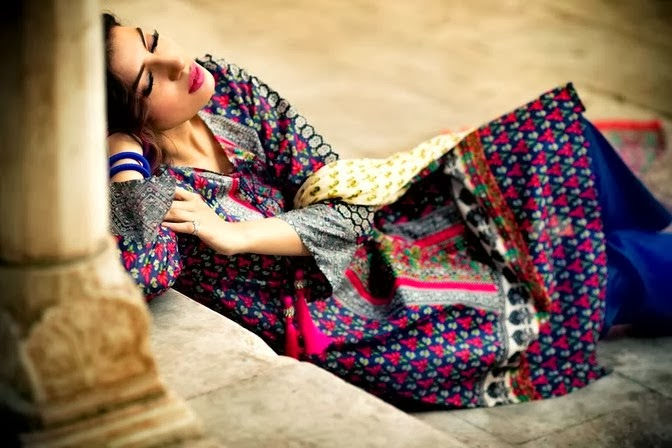 Lawn Collection, Lawn Prints for Girls