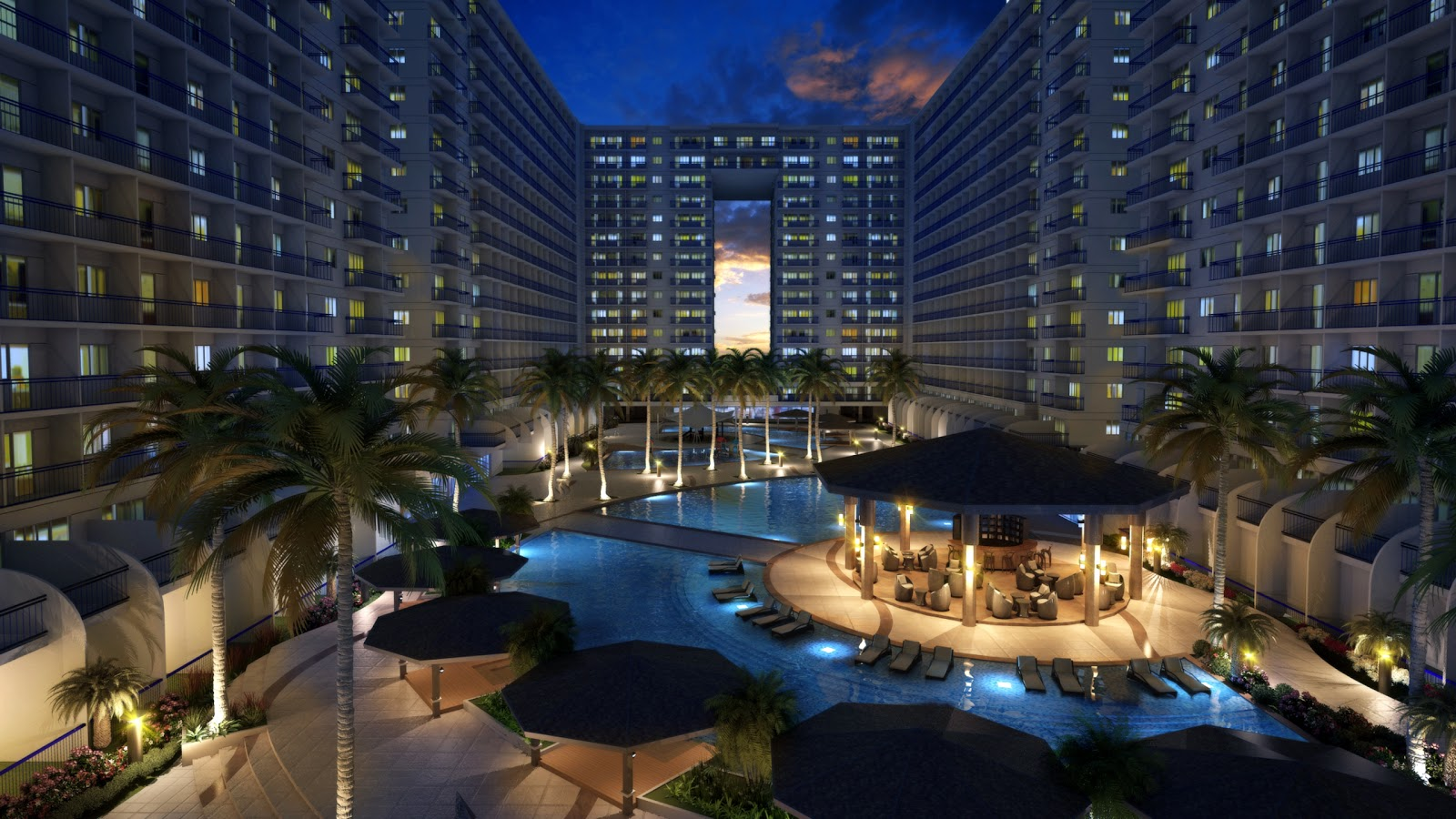 Smdc Condominiums Features And Amenities