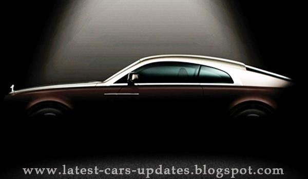 Rolls-Royce 2014 Wraith