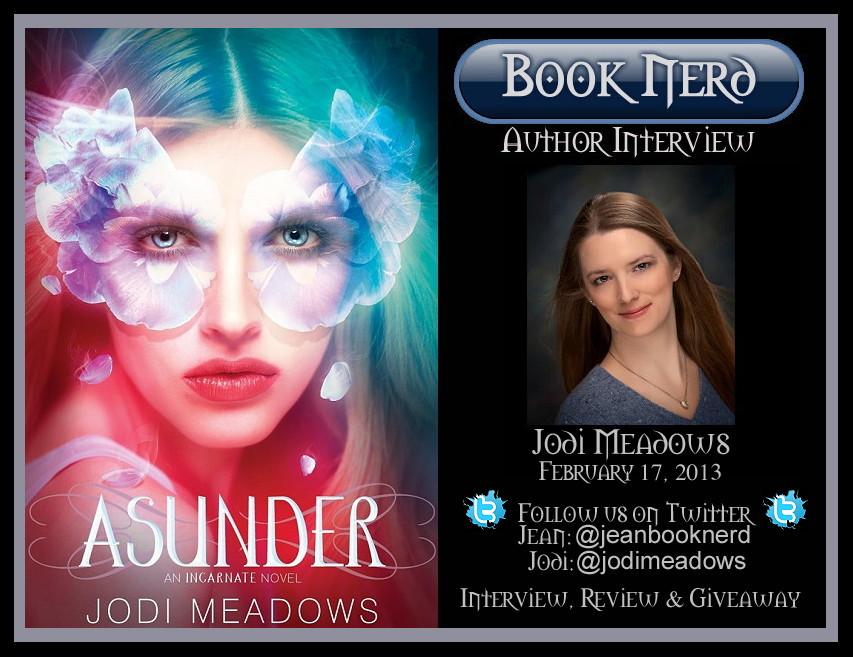 Jodi Meadows Author Interview Jean Booknerd border=