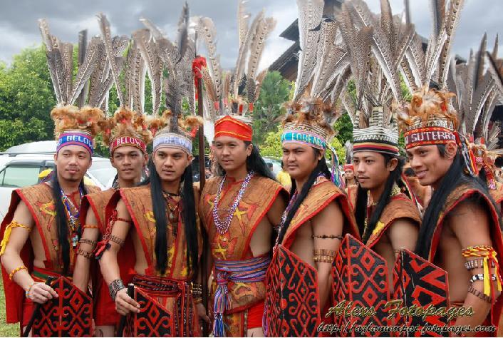 Sejarah Adat Kaum Murut di Sabah