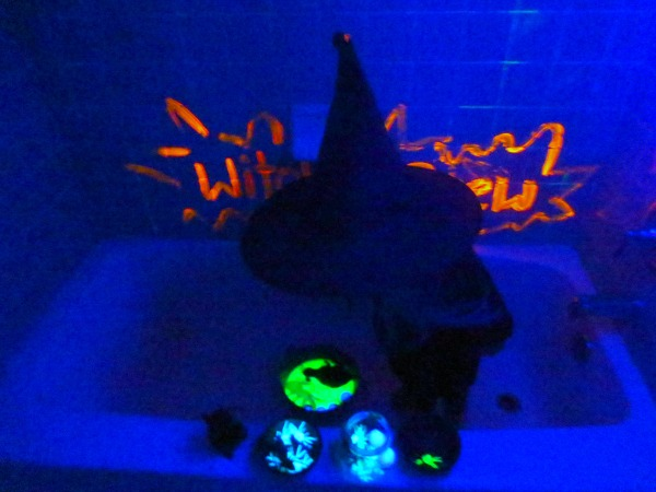 make your own witches brew Halloween activity for kids