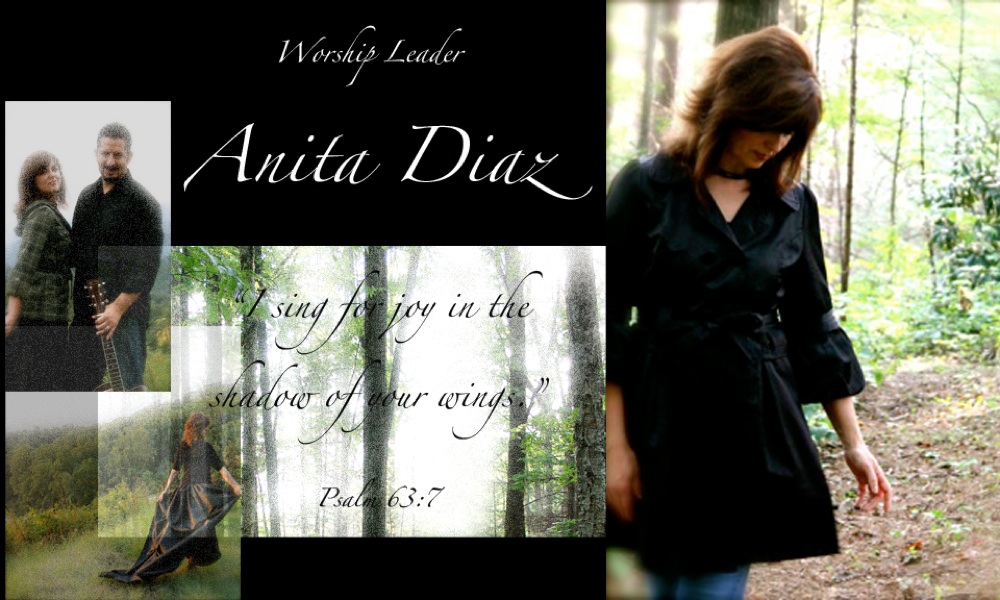Worship Leader Anita Diaz