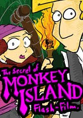 Monkey Island Flash Film