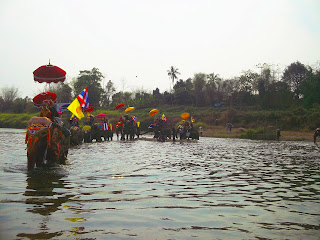 Sukhothai Elephant Festival