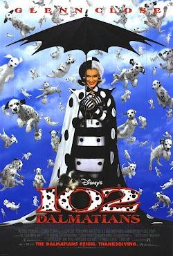 102 Chú Chó Đốm - 102 Dalmatians (2000) Poster