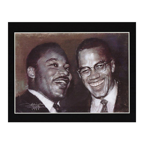 biographies of martin luther king and malcolm x fighters for racial equality Nelson mandela om ac cc oj gcstj qc  and on improving racial understanding in south africa  mandela appeared as himself in the 1992 american movie malcolm x.