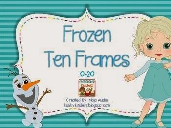 https://www.teacherspayteachers.com/Product/Frozen-Ten-Frames-0-20-1682616