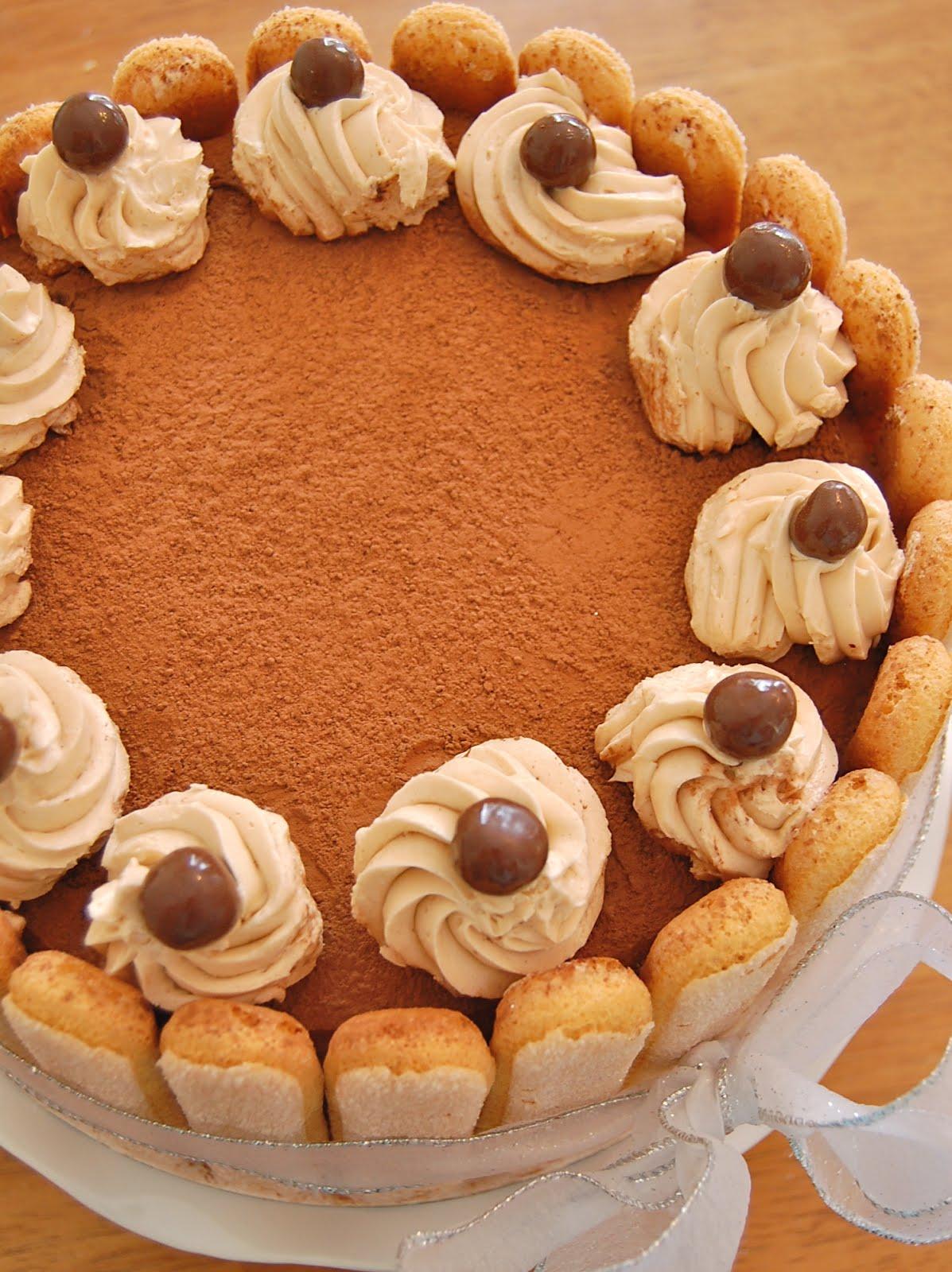 Chef Mommy: Tiramisu Layer Cake on