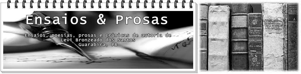 Ensaios & Prosas